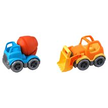 Rollup Kids - Eco Friendly Cartoon Car Bricks Vehicle Series | zomorod