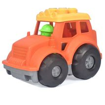 Eco Friendly Car Bricks Vehicle | zomorod