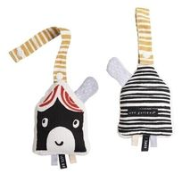 Wee Gallery House Stroller Toy - Organic Cotton-Zomorod.com