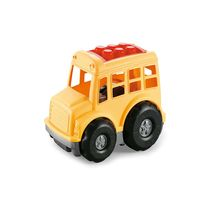 ECO FRIENDLY CARTOON CAR 6 BRICKS VEHICLE | zomorod