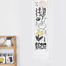 Wee Gallery - Canvas Growth Charts – Bloom-Zomorod.com