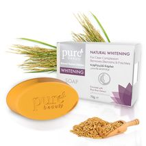 Pure beauty Natural Whitening Glycerin Soap