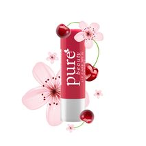 Pure beauty Lip Balm Cherry(Premium) 4.2g-Zomorod
