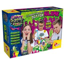 Crazy Science - The Great Laboratory of Doctor Slime |zomorod