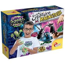 CRAZY SCIENCE LABORATORY OF FLUIDS AND MAGNETIC CREATURES | zomorod