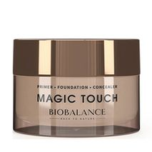BioBalance Magic Touch 3-in-1 Primer, Foundation & Concealer 30ml-Zomorod.com