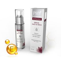 Pure Beauty Anti-aging Facial And Neck Serum 50.ml Pure Beauty Company