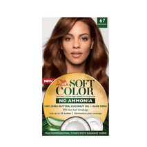 Soft Color, Natural hair color without Ammonia and with 100% Natural Ingredients: Chocolate-Zomorod.com