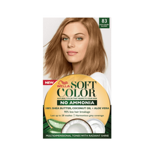 Soft Color, Natural hair color without Ammonia and with 100% Natural Ingredients: Light Golden Blonde-Zomorod.com