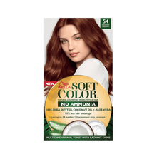 Soft Color, Natural hair color without Ammonia and with 100% Natural Ingredients: Redish Brown-Zomorod.com