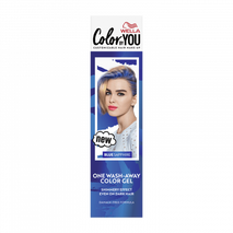 Wella color by you One Wash-Away Color Gel Blue Sapphire 35 ml-Zomorod.com