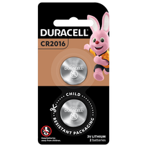 DURACELL LITHIUM BATTERIES IN COIN SIZES 2016 2 Pieces-Zomorod.com