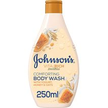 JOHNSON'S, Body Wash, Vita-Rich, Smoothies, Comforting, 250ml