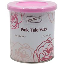 Depileve Pink Talc Wax 750 ml