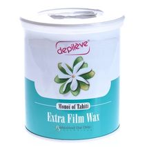 Depileve Monoï of Tahiti Disposable No - Strip Extra Film Wax 800g