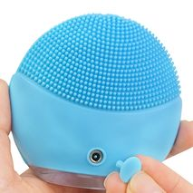 Face Cleaning Brush Foreo Blue