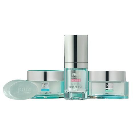 Pure Beauty, Advanced lightening, Nehal bundle, Contains 4 products-Zomorod.com