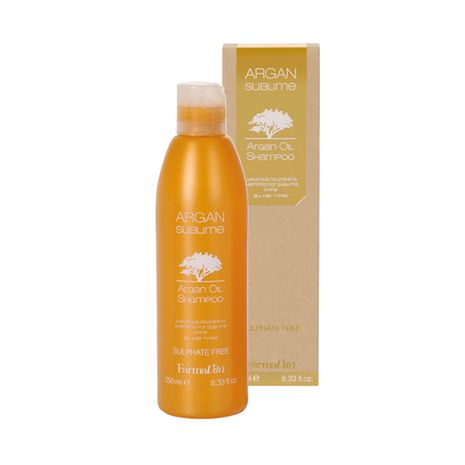 Argan Sublime Oil Shampoo 250ml