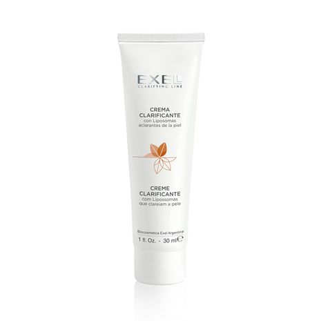 EXEL CLARIFYING CREAM with liposomes to lighten the skin