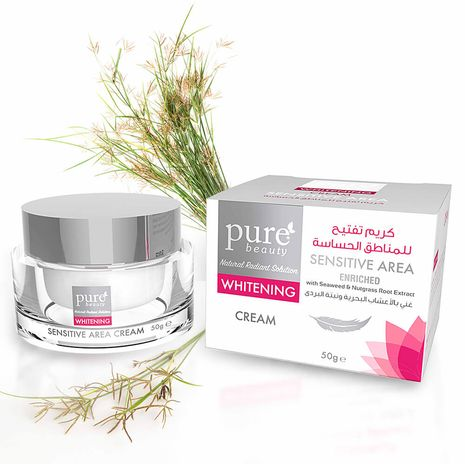 Pure Beauty Whitening Sensitive Area Skin Cream 50.g Pure Beauty Company