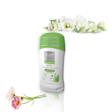 Pure Beauty Whitening Antiperspirant Deodorant Stick Spring Blossom 50.g Pure Beauty Company