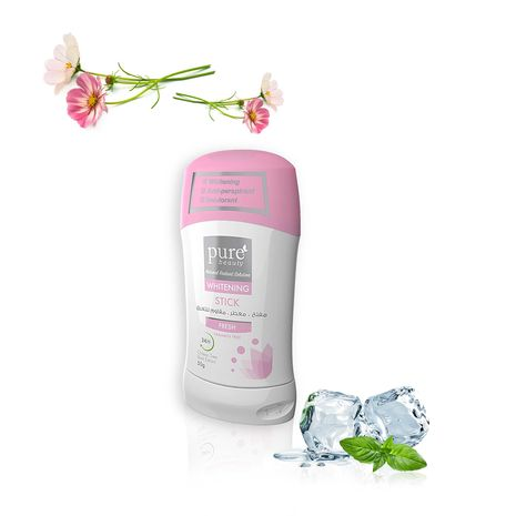 Purebeauty Whitening Antiperspirant Deodorant Stick Fresh