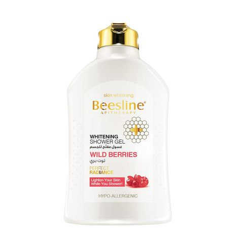 Whitening Shower Gel- Wild Berries 300.ml Beesline Whitening Care