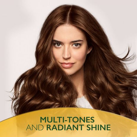 Soft Color, Natural hair color without Ammonia and with 100% Natural Ingredients: Light Brown-Zomorod.com
