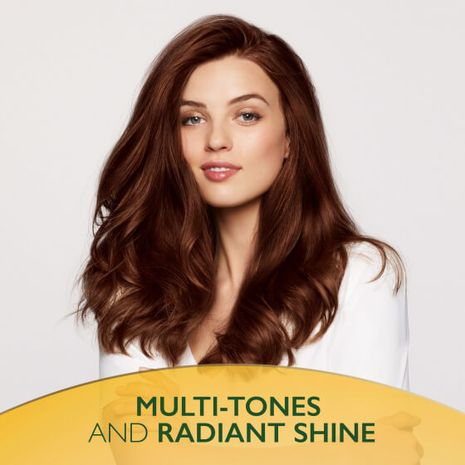 Soft Color, Natural hair color without Ammonia and with 100% Natural Ingredients: Medium Red Brown-Zomorod.com