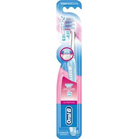 Oral-B Ultrathin Precision Clean Extra Manual Toothbrush-Zomorod.com
