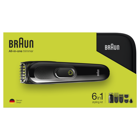 Braun MGK 3921 All-in-one trimmer