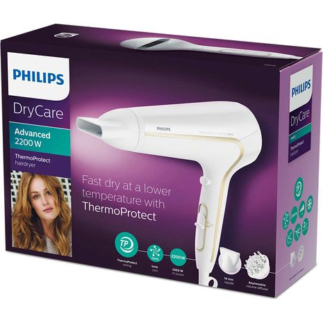 Philips Dry Care Advanced Mid End Hairdryer Model HP8232-Zomorod.com