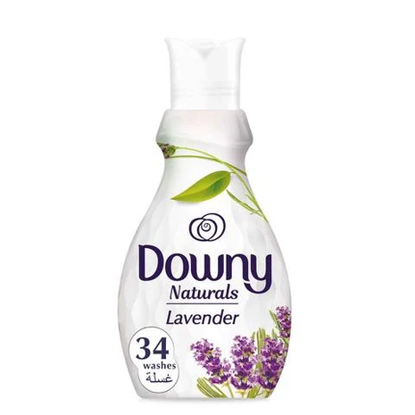 Downy Naturals Concentrate Fabric Softener Lavender Scent 1.38L-Zomorod.com