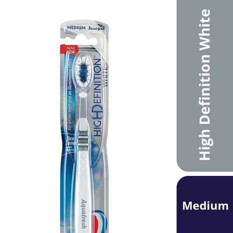 Aquafresh High Definition White Medium