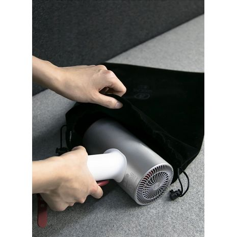 SOOCAS H3S Negative Ion Hair Dryer - Red