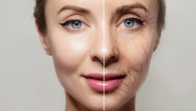 True age and skin age